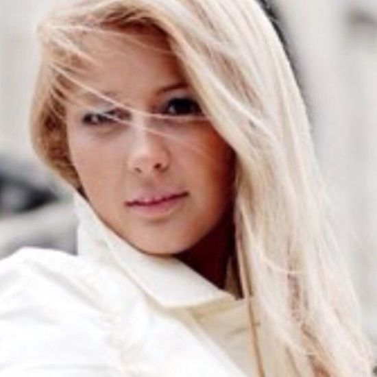 Blond Hair Beautiful Woman Beauty Академияanstayl Girls