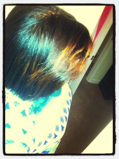 Currant Hair Color