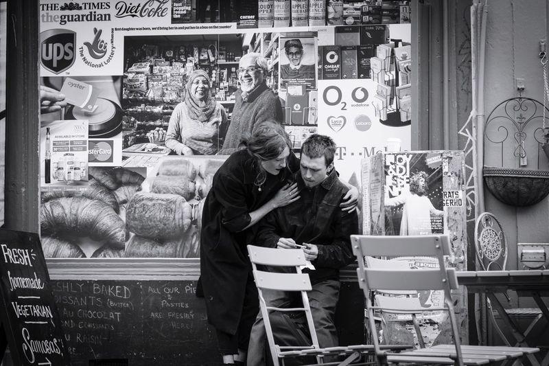 The Street Photographer - 2017 EyeEm Awards London Streetphotography Real People