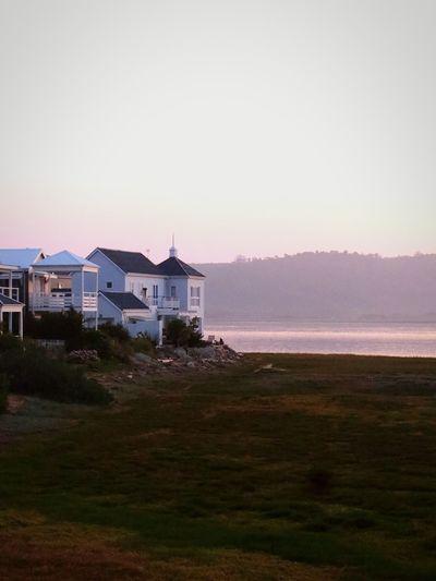 Wonderful evening in Knysna <3 Südafrika Seaside Lagoon Lovely Knysna Sungoesdown