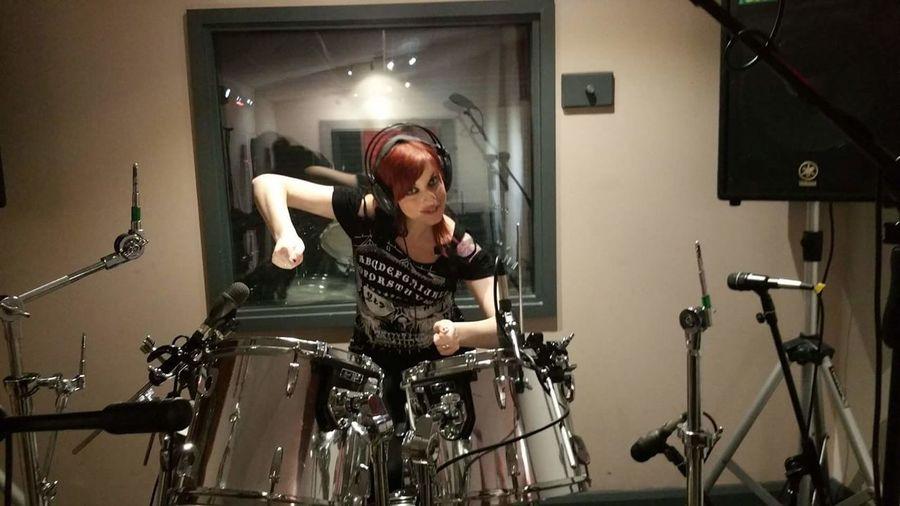 Recording night