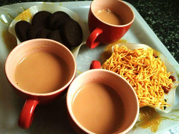 Chaitime Tea Time Timepass