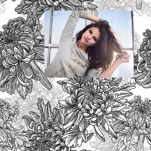 my future theme on Instagram my instagram is @boy.selenator.for.ever_ i hope you'll follow me Selenator Selena Gomez  Adidas Neo Cute Spring Boy Selenator Lovely Flowers Dream Out Selena