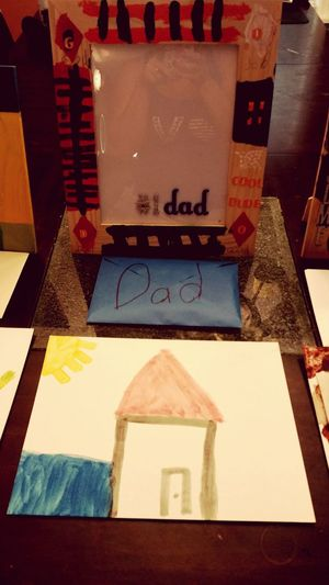 Fathers Day Gift From Diego