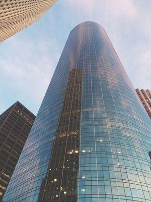Skyscraper I Love You HoustonTexasBaby