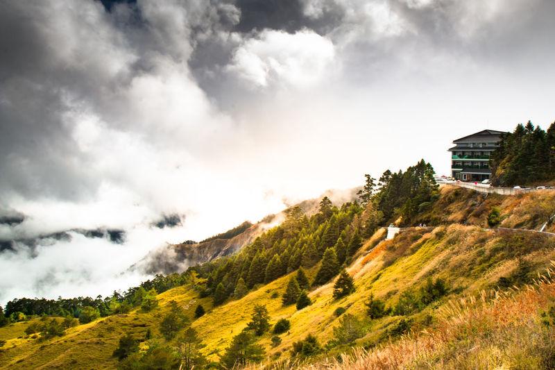 Mount Hehuan is