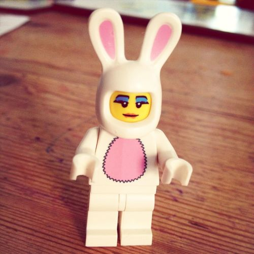 Lego has certainly got some interesting characters these days!