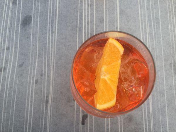 Aperol Spritz Citrus Fruit Cold Temperature Food And Drink Freshness Fruit High Angle View Orange Orange Color Refreshment SLICE Sweet Food