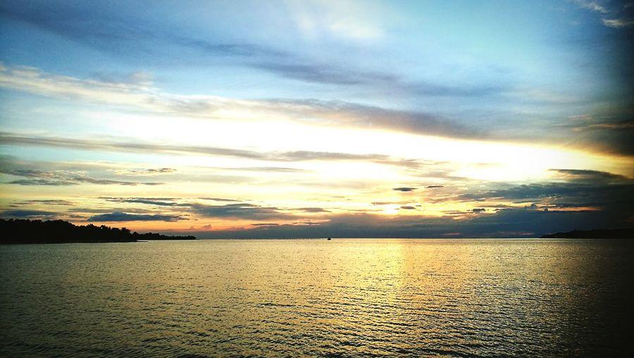 Červar Porat Sunset Enjoying Life Feel The Journey Croatia Epic