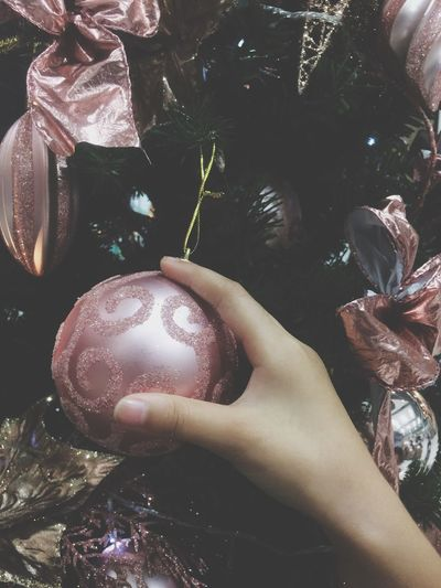 Human Body Part One Person Human Hand Real People Holiday Hand Christmas