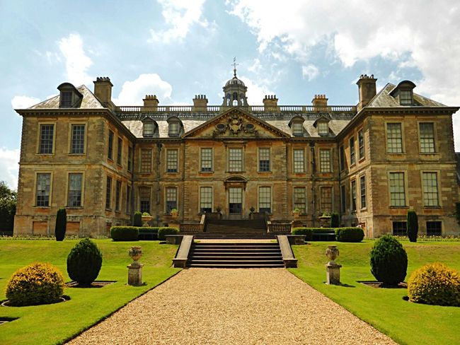 Belton House National Trust Historical Building Stately Home Pride And Prejudice