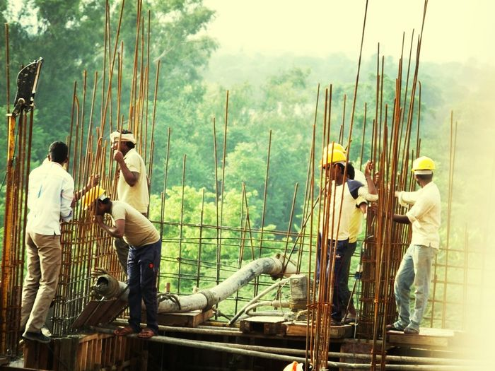 Labour working construction....Peoplephotography ..☺☺ First Eyeem Photo