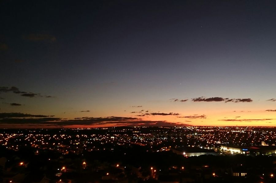 Campinas Sunset Sun
