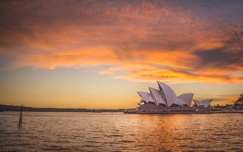 Sydney's iconic