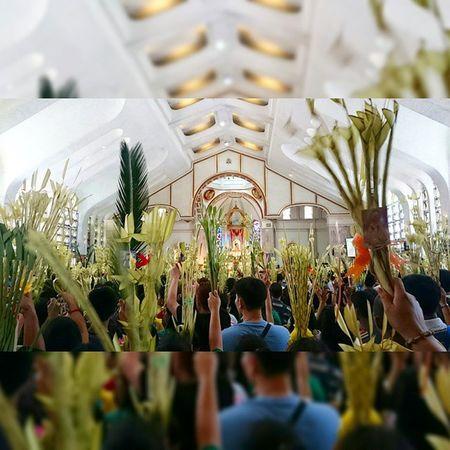 5 of 14 Historic Minor Basilica of the Black Nazarene [Palm Sunday] || Via Crucis 2015 . . . Lent2015 Viacrucis Church Heritage themanansala