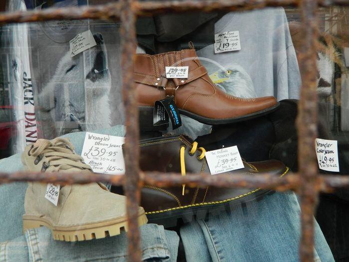 Cowboy Cowboy Shop Clothes New Clothes Wild West