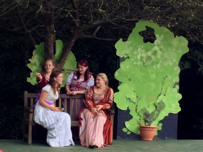 """Much ado about nothing"" - Shakespeare Shakespeare In The Park Summer2015 Open Air Theatre"