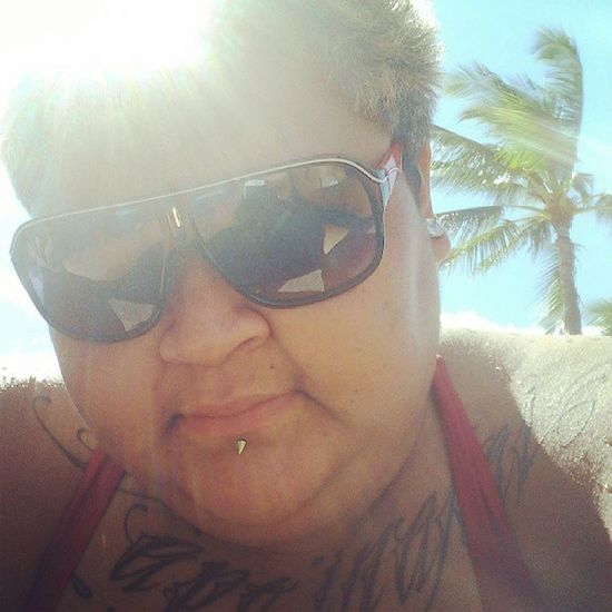 Getting my tan on! Hometown Waianae Homeofthebrave Sun perfectday familystyle