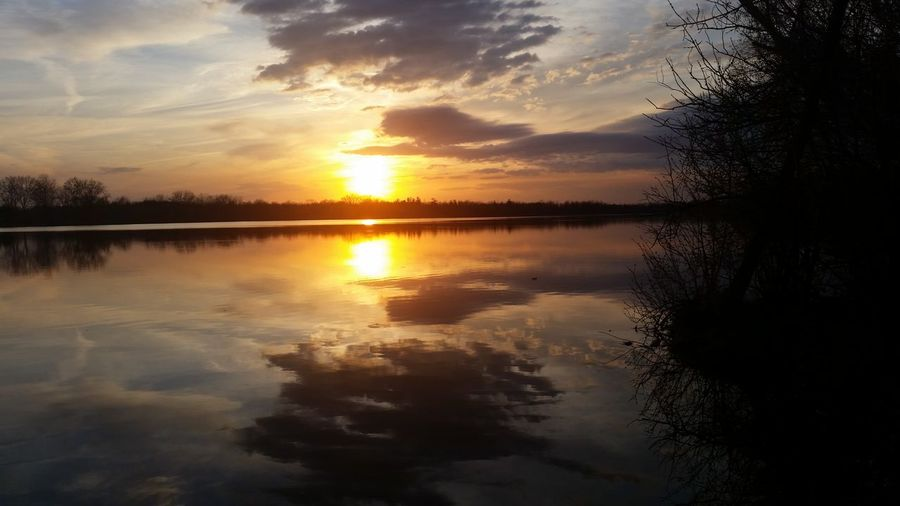 Sunset View Black Bridge Waterford
