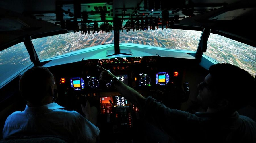 Adickes flight Hello World On The Way