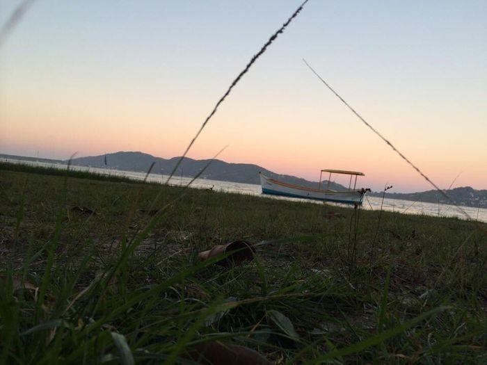 Barco Sunset