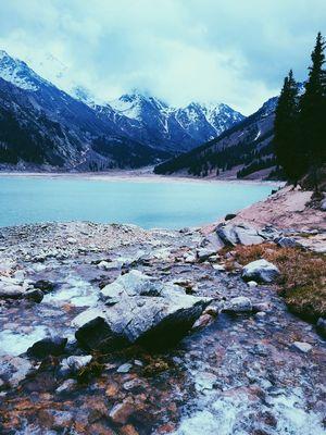 Beautiful Day mountains