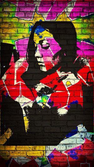 Vera graffiti