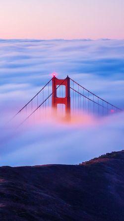 Мост над облаками! Clouds