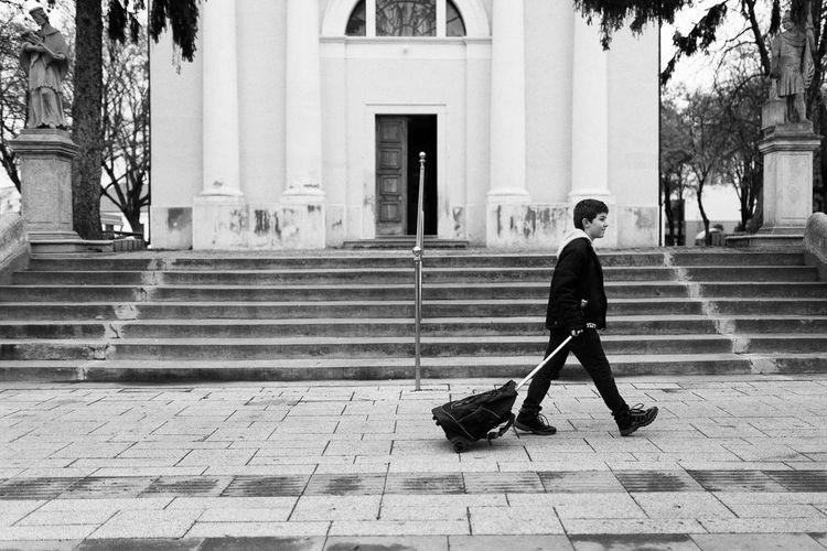 EyeEm Best Edits Streetphotography Black And White Monochrome Johny Walker?