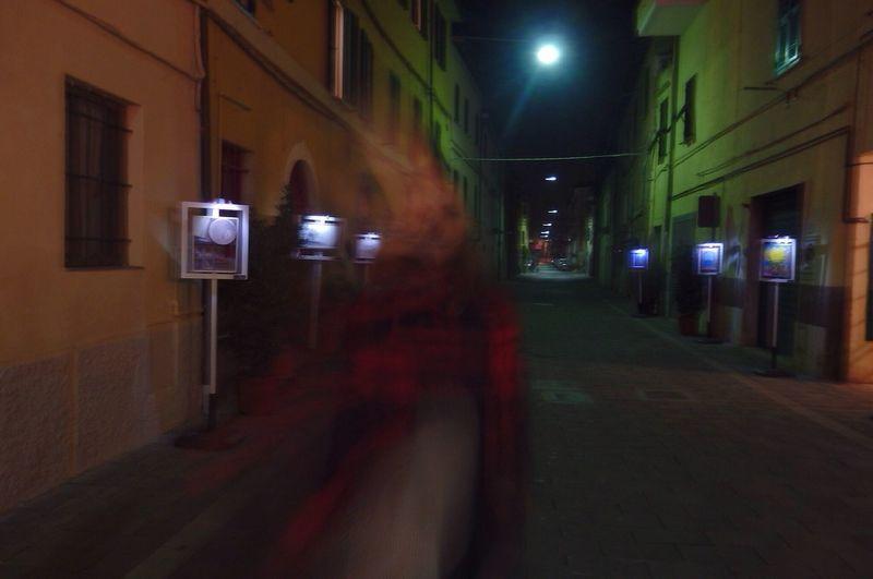 Halloween ghost Halloween Gustatus 2016 La Via Degli Artisti Baraka Ghost Streetphotography Night Orbetello