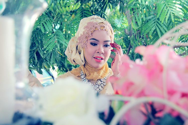 malay wedding #malaywedding #weddingcandid Canonphotography Adult One Woman Only Beauty Only Women Adults Only One Person People