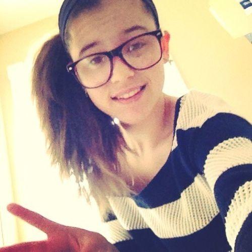Glasses! ;)