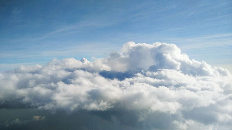white fluffy clouds Whiteclouds Bluesky Airplaneview Abovetheclouds  Whitefluffyclouds