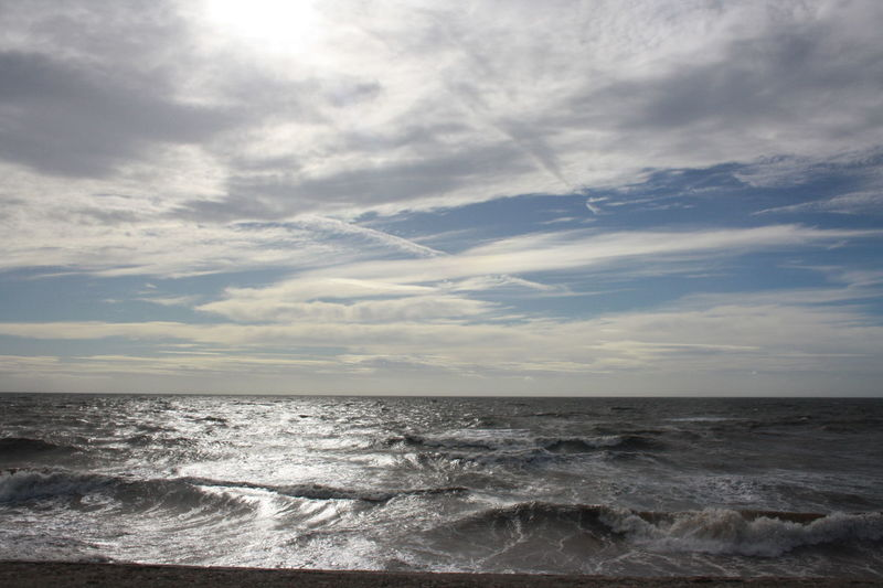 Beauty In Nature Day Horizon Over Water Landscape Landscape_Collection Landscape_photography Nature Nature Nature On Your Doorstep Nature Photography Nature_collection No People Outdoors Scenics Sea Sea And Sky Seascape Seaside Sky Water Wave Wave Pattern Waves Waves Crashing Waves, Ocean, Nature