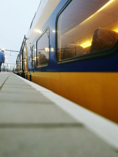 Transportation Sky Luxury No People Outdoors Close-up Day Train Station Train Nederland The City Light The City Light