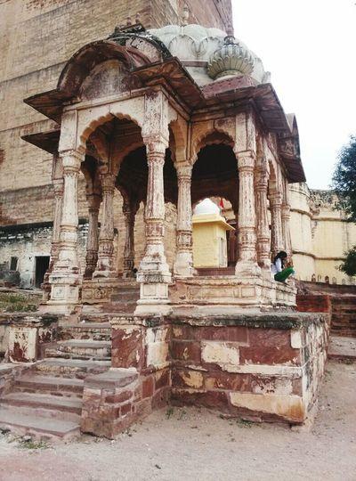 RaoJodha Palace Jodhpur Fort Indiatravel