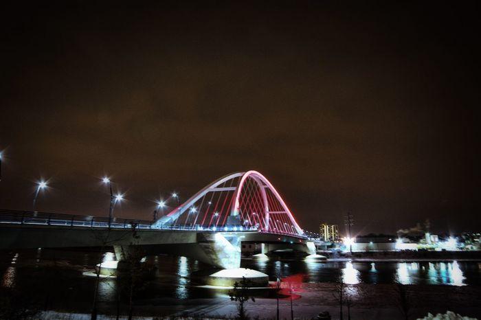 Aurura BR Bridge Downtown Minneapolis Exploreminnesota Hdr_Collection Lowry Avenue Bridge Minneapolis Night Onlyinthephilippines