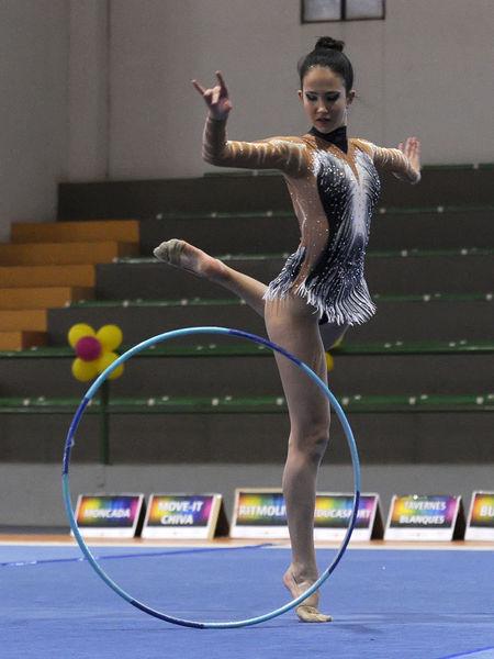 Bad Lighting  Gimnasia Gimnasia Ritmica Gimnastics Girl Indoor Photography Nikon Nikon Sport Rhythmic Gymnastics Sport Sports Photography