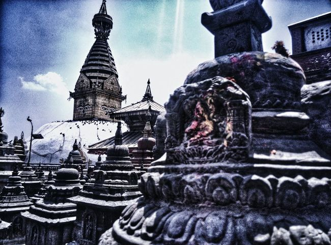 Nepal Swoybhunath Peace Lordbuddha Photooftheday Mobilephotography Monkeytemple Secondeyeemphoto Religious  ✌