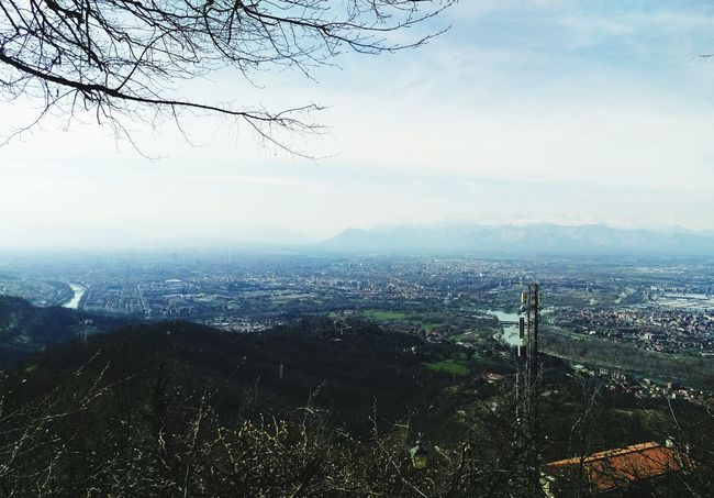 One of the best city Turin (Italy) Superga (To)