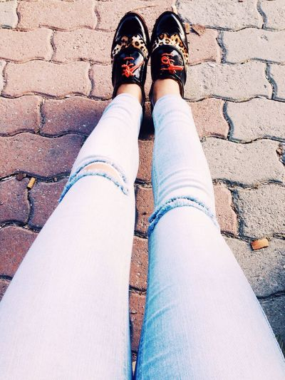 Hello World Fashion Street Fashion Nice Tumblr Hi! Relaxing Jean Taking Photos That's Me