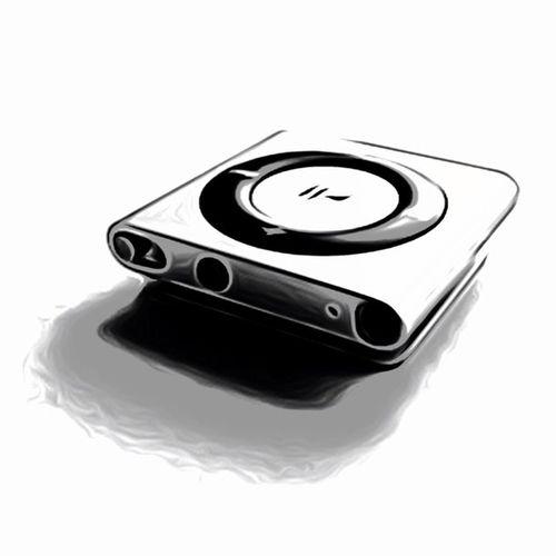 #shuffle #iPod Apple Ipod Toonpaint Shuffle Alaniskofav