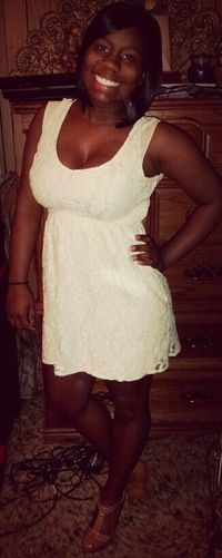 My birthday dinner outfit(: