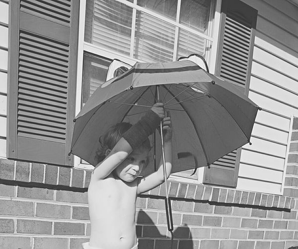 Taking Photos Check This Out Enjoying Life Everyday Life Happy Little Boy United States Little Boy Child Playing Childhood Little Umbrella Being Silly Fun Sunny Day Kids Being Kids Under My Umbrella Playful Monochrome Black And White Black & White My Favorite Photo Blackandwhite Photography The Portraitist - 2017 EyeEm Awards