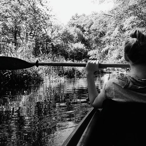 Relaxing Enjoying Life Taking Photos Beautiful Places Black & White Monochrome Peoplephotography Grassland Waterscape