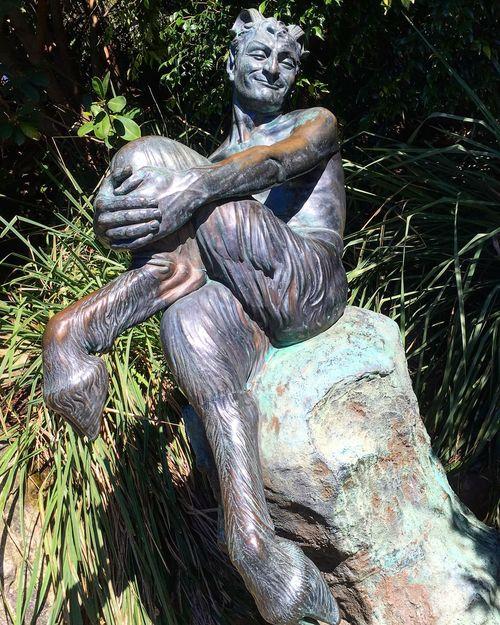 Sydney, Australia Sculpture Statue Outdoors Close-up Day Travel Destinations Australia & Travel Sydney Rose Garden Travel Australia Traveling Tourism Famous Place