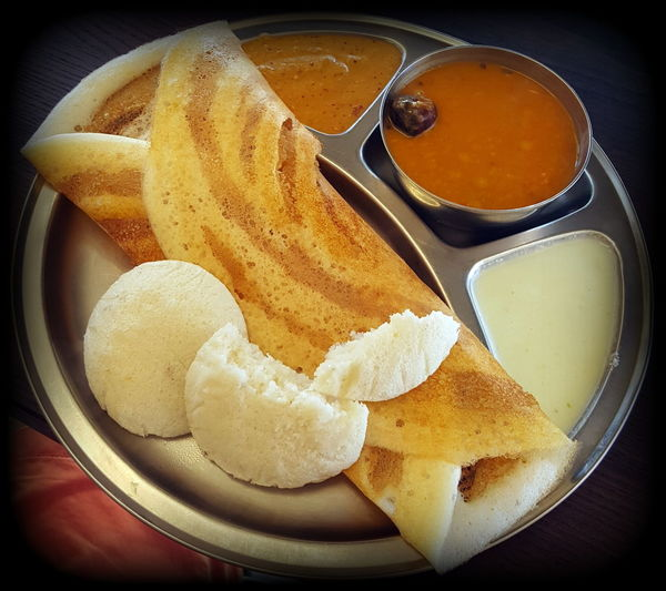 Best Breakfast Ever Bowl Chutney Close-up Day Food Food And Drink Freshness Idlee Indian Meal Indoors  Indulgence Masala Dosa Plate Ready-to-eat Table Yummy