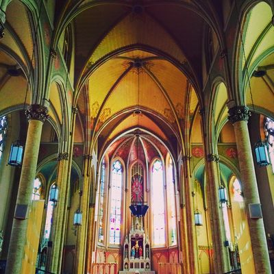 Somewhere majestic Church AMPt_community St. Louis, MO