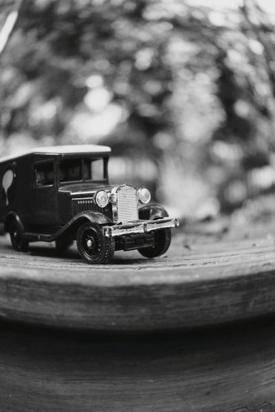 first eyeem photo Blackandwhite Black And White Black & White Blackandwhite Photography Bnw_collection Bnw Bnwphotography Monochrome Monochromatic monochrome photography Toy Toyphotography Toytruck Canon700D Canon700dgallery Canon700dphotography Canon Classic Fisheye Fisheyephoto Black And White Friday Toy Car Vintage Car