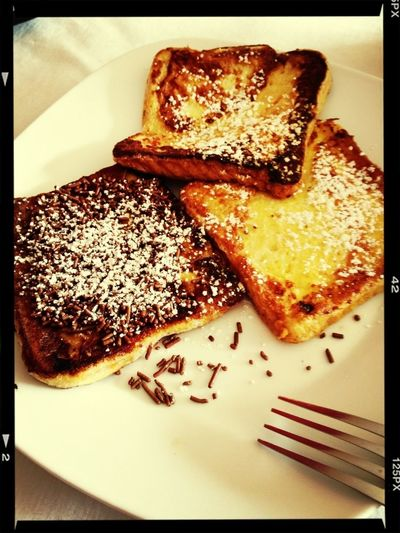 French Toast & Himym // Great Way To Start The Day!